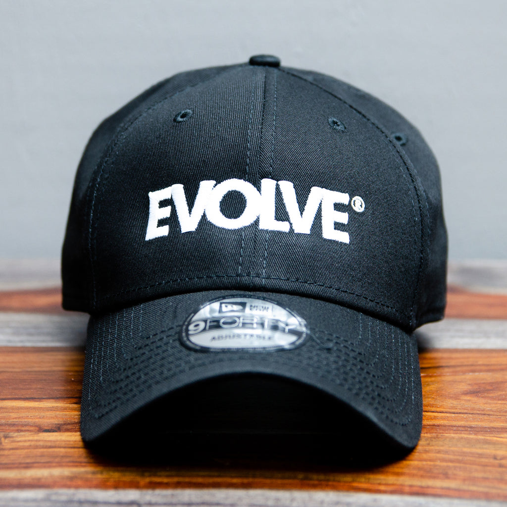 Evolve New Era Logo Hat