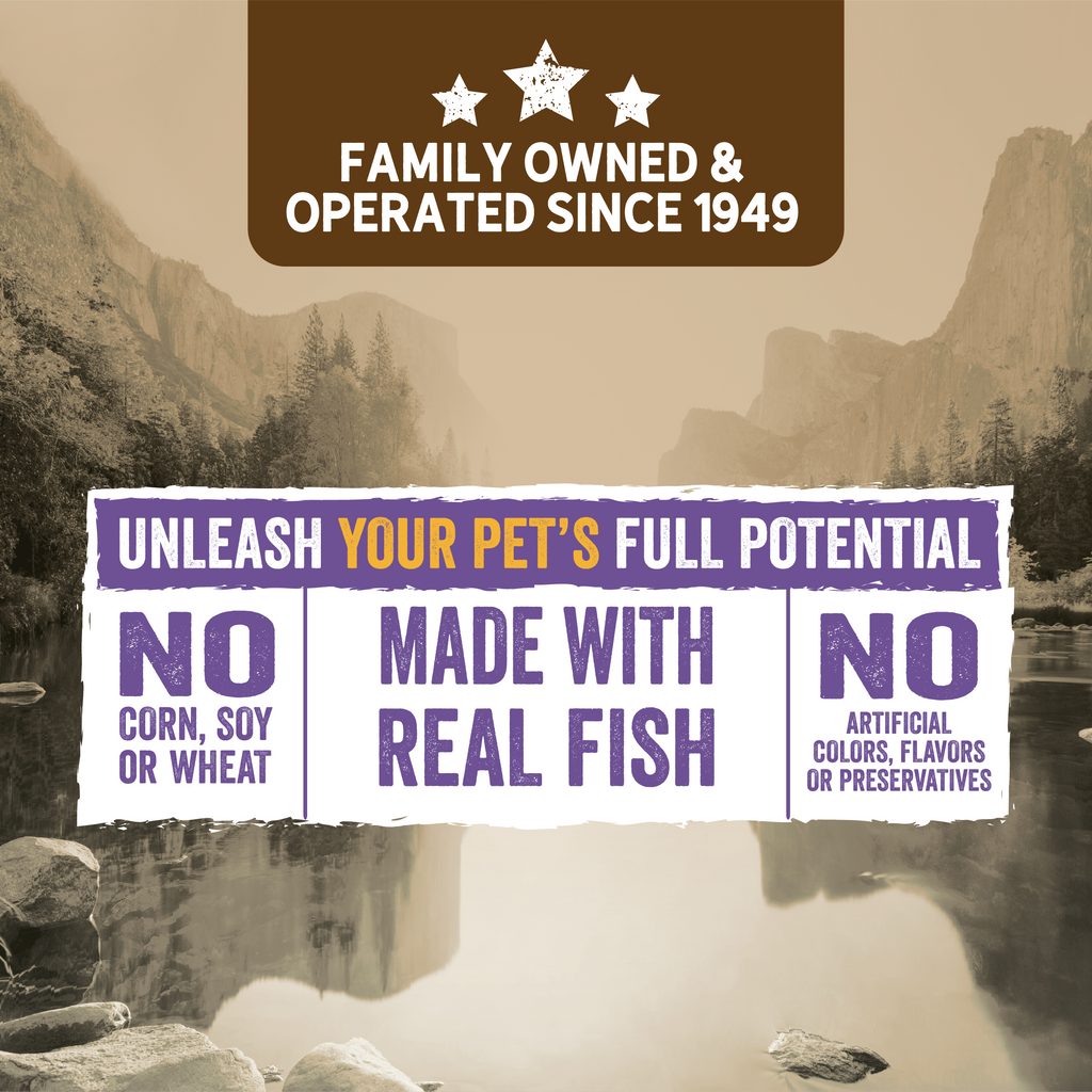 Evolve Classic Seafood Recipe Cat Food