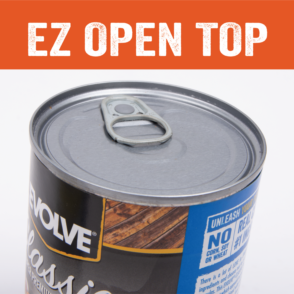 Evolve Classic Turkey Recipe Cat Food