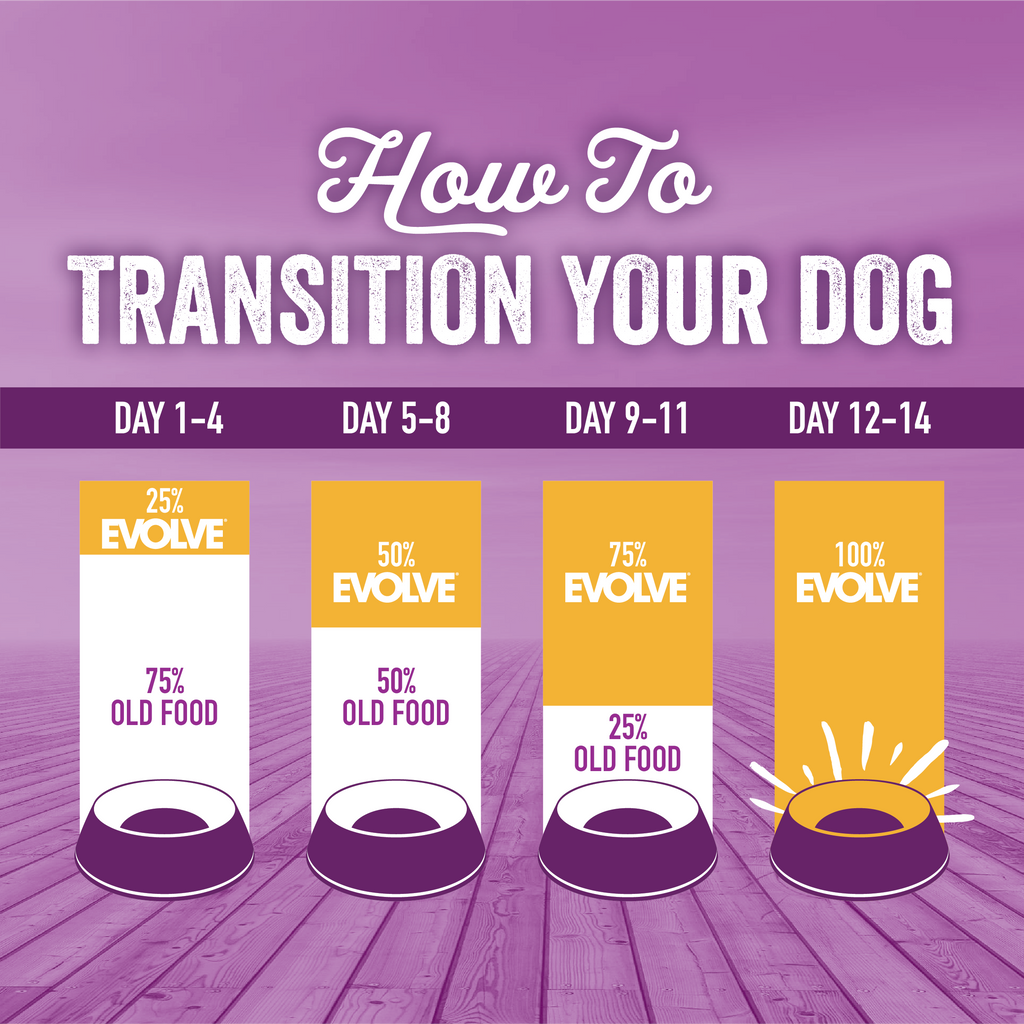 Evolve Grain Free Senior Chicken Recipe Dog Food