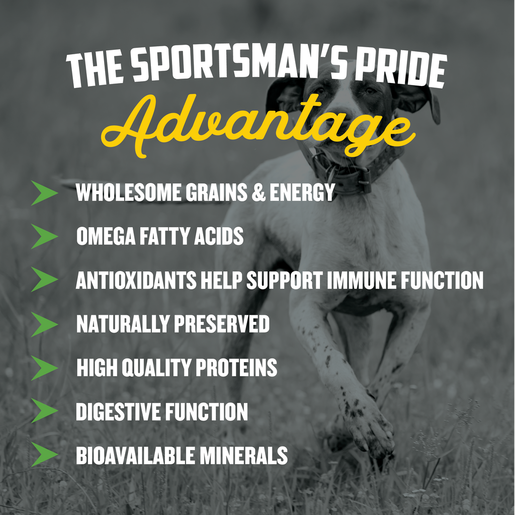 Sportsman's Pride Lamb Meal and Rice Formula Dog Food