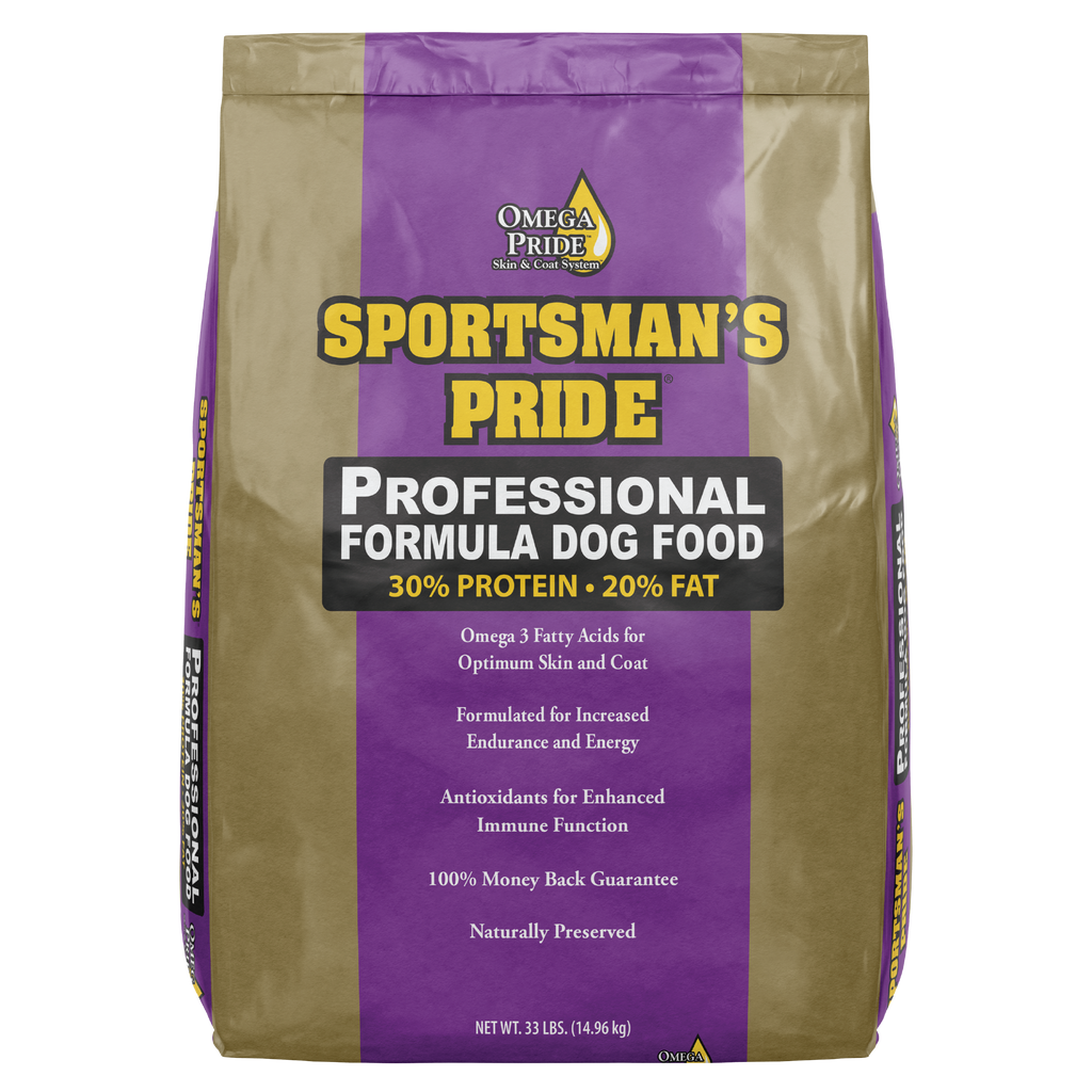 Sportsman's Pride Professional Formula Dog Food