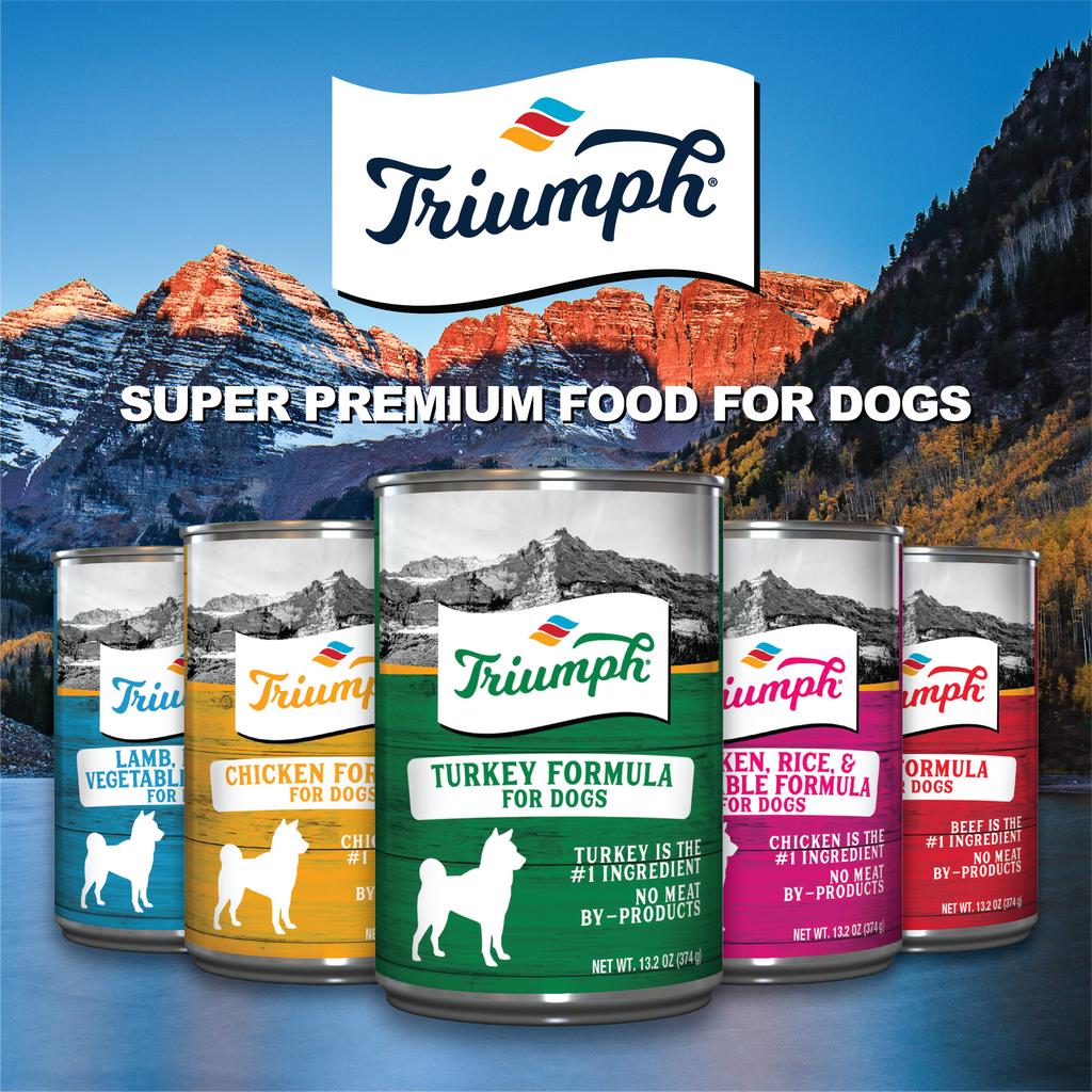 Triumph Turkey Formula For Dogs