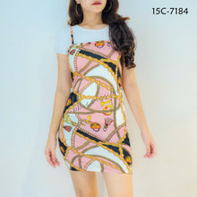 Load image into Gallery viewer, Vintage Retro Inspired String Dress
