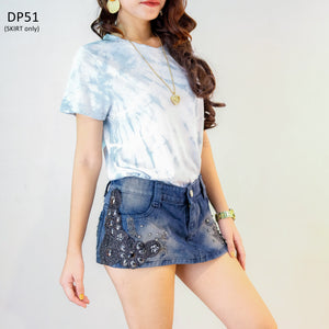 Pre-loved DP51 Denim Shorts