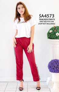 Solid Tracker Pants
