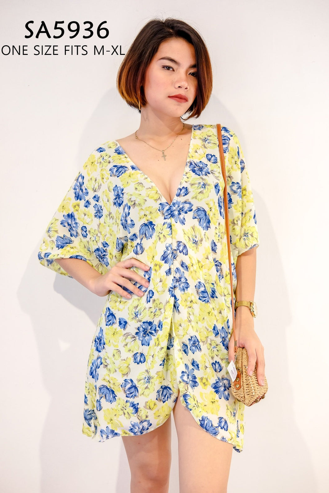 2-way Floral Cover-ups