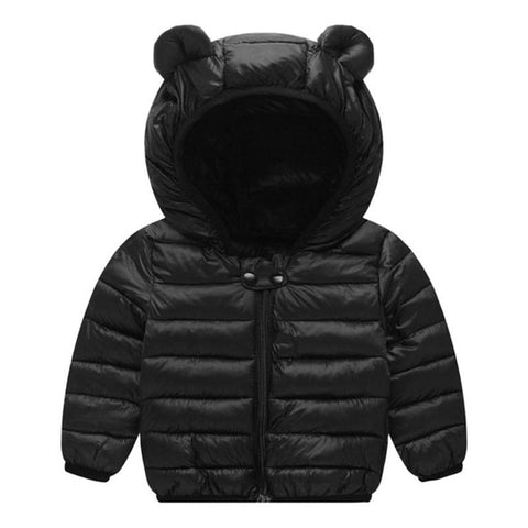 Infant Girls Coat 2018 Autumn Winter Jacket For Baby Boys Girls Jacket Kids Warm Outerwear Coat For Baby Jacket Newborn Clothes