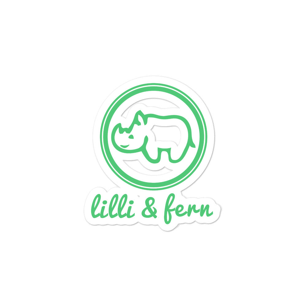 Lilli & Fern Stickers