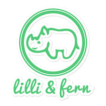 Load image into Gallery viewer, Lilli & Fern Stickers