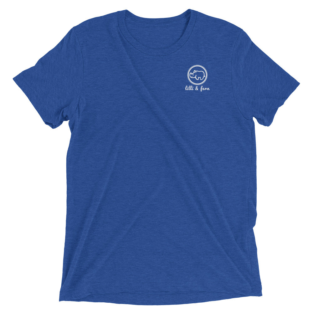 royal blue tshirt