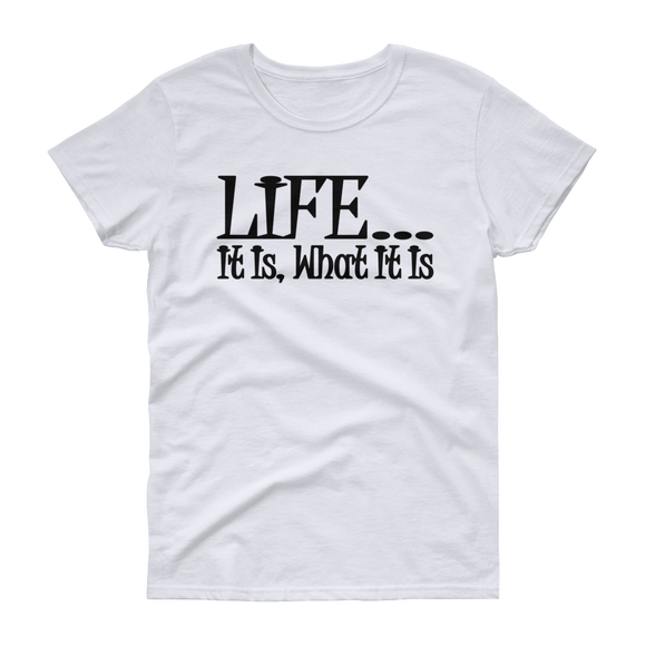 Women's Life short sleeve t-shirt