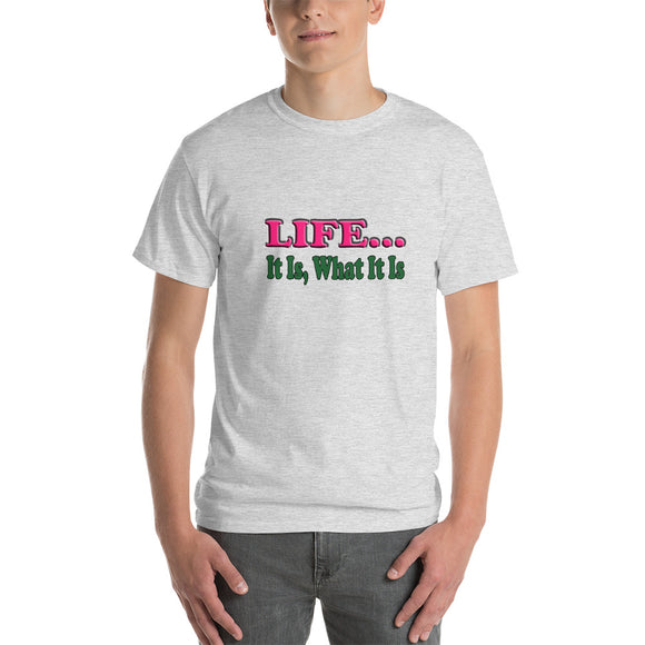 Life Short-Sleeve T-Shirt