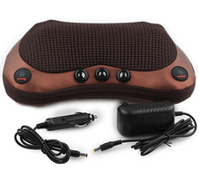 Load image into Gallery viewer, MEDIPILLO™ Shiatsu Pillow Massager With Heat