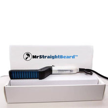 Load image into Gallery viewer, MRSTRAIGHTBEARD™ BEARD AND HAIR STRAIGHTENING COMB