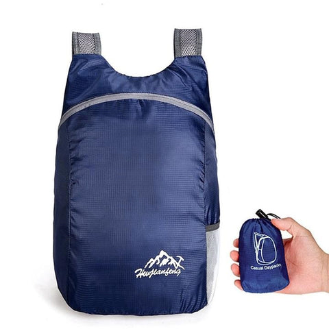 20L Lightweight Foldable Backpack