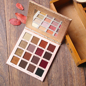 Charming Eyeshadows 16 Color Palette