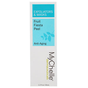 MyChelle Dermaceuticals, Fruit Fiesta Peel, Anti-Aging, 1.2 fl oz (35 ml)