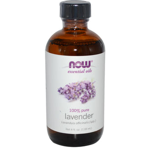 Now Foods, Essential Oils, Lavender