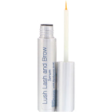 Load image into Gallery viewer, Hyalogic LLC, Lush Lash and Brow Serum, .17 fl oz (5 ml)