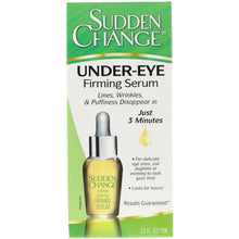 Load image into Gallery viewer, Sudden Change, Under-Eye Firming Serum, .23 fl oz (7 ml)