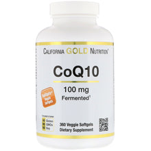 Load image into Gallery viewer, California Gold Nutrition, CoQ10, 100 mg,