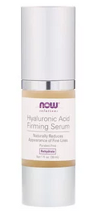 Now Foods, Solutions, Hyaluronic Acid Firming Serum, 1 fl oz (30 ml)