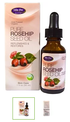 Life-flo, Pure Rosehip Seed Oil, Skin Care, 1 oz (30 ml)