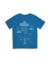 Blue Skies Kids #matchymatchy Organic T-Shirt