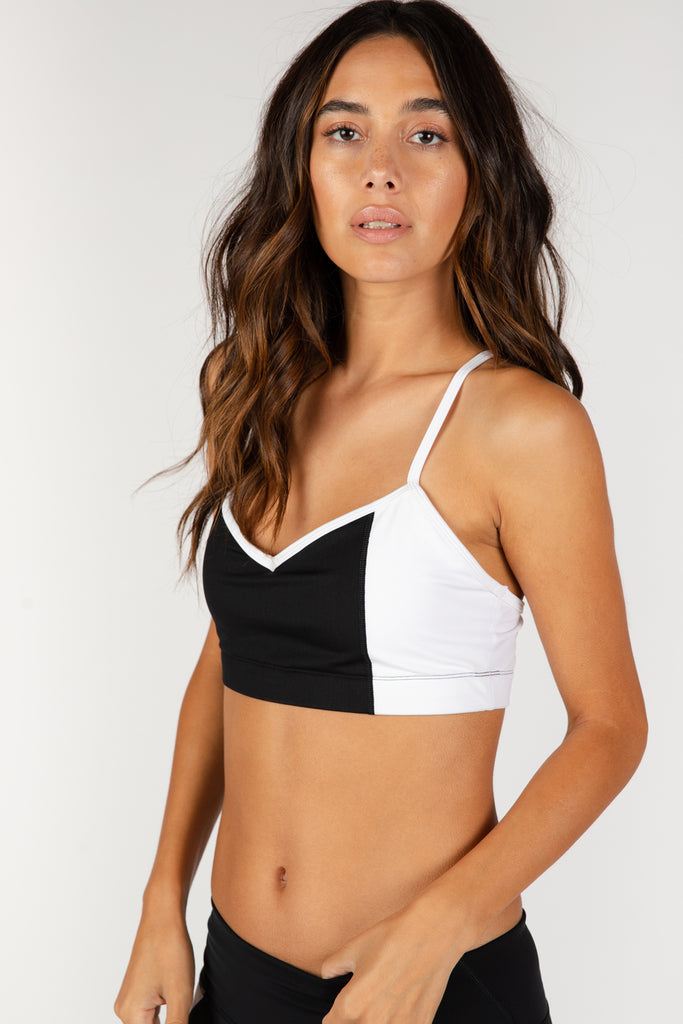 Keep Running Sports Bra