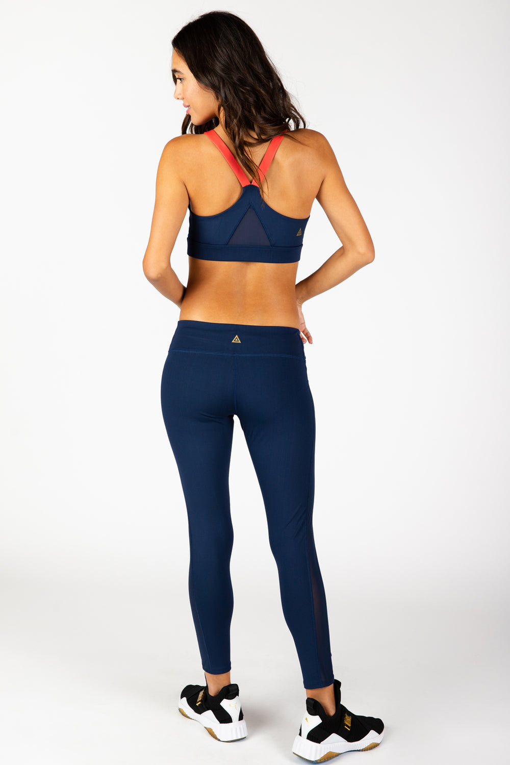 Show Off Navy Sports Bra