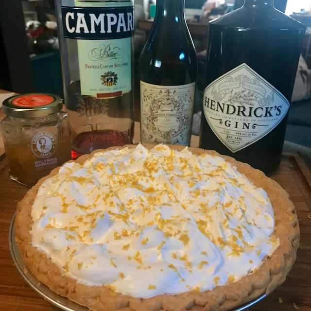 Hollywood NEGRONI Pie