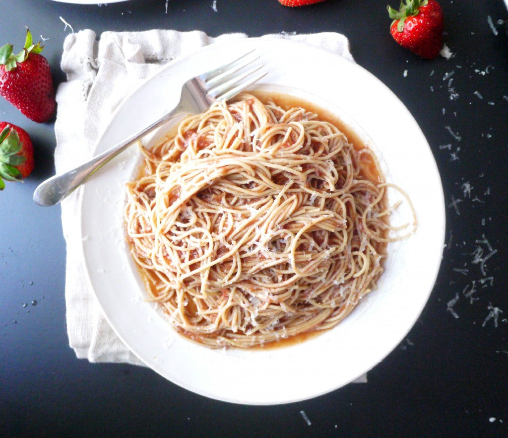 STRAWBERRY SYRAH PASTA