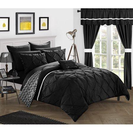 https://www.ebay.com/sch/i.html?_nkw=Chic+Home+20+Piece+Potterville+Complete+Bed+room+in+a+bag+super+set+Pinch+pleated+design+REVERSIBLE+Chevron+pattern+Comforter+Set+Sheets+Set+window+treatments+and+decorative+pillows+Queen+Black&_sacat=0