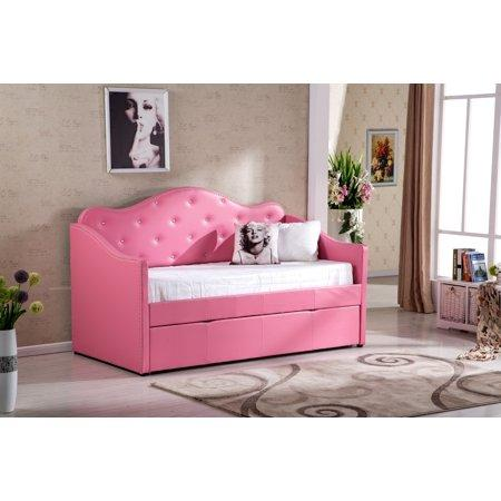 https://www.ebay.com/sch/i.html?_nkw=Best+Quality+Furniture+Pink+Faux+Leather+Day+Bed+With+Trundle&_sacat=0