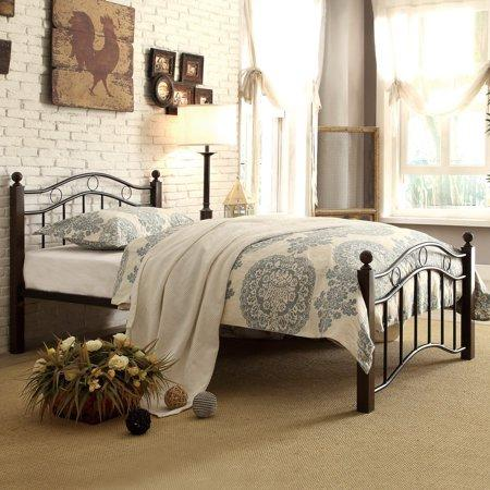 https://www.ebay.com/sch/i.html?_nkw=Weston+Home+Averny+Metal+Platform+Bed+Black+Brown&_sacat=0