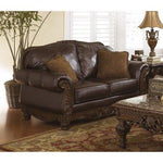 https://www.ebay.com/sch/i.html?_nkw=Ashley+Furniture+North+Shore+Leather+Loveseat+in+Dark+Brown&_sacat=0