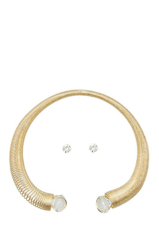 diamond coil choker