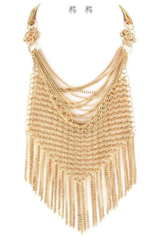 the biltmore fringe in gold