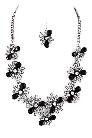 holiday flower statement set
