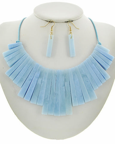 summer's lucite in blue