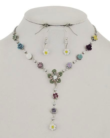 sweet flower lariat