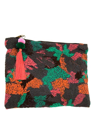 summer safari clutch
