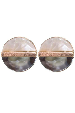 natural stone studs