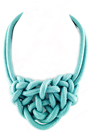 summer's rope necklace