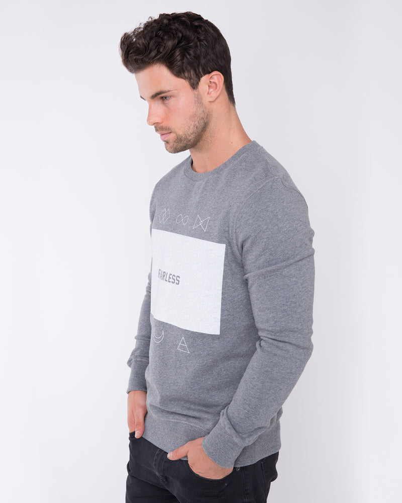Fearless Marble Grey Jumper