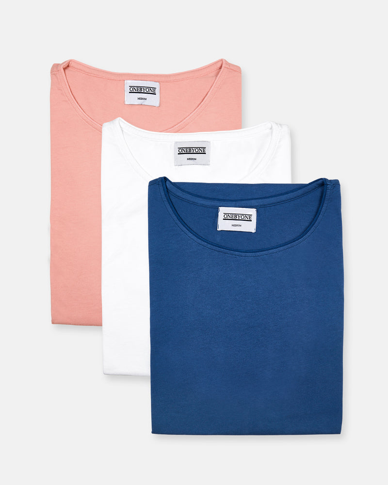 Blossom Classic Tee 3-Pack