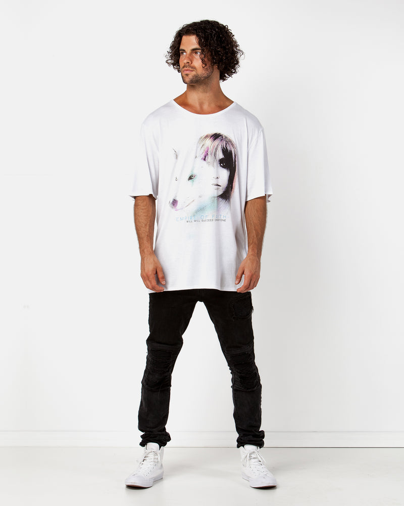 Empire of Faith White Tee