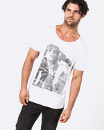 Hot Geek White Tee