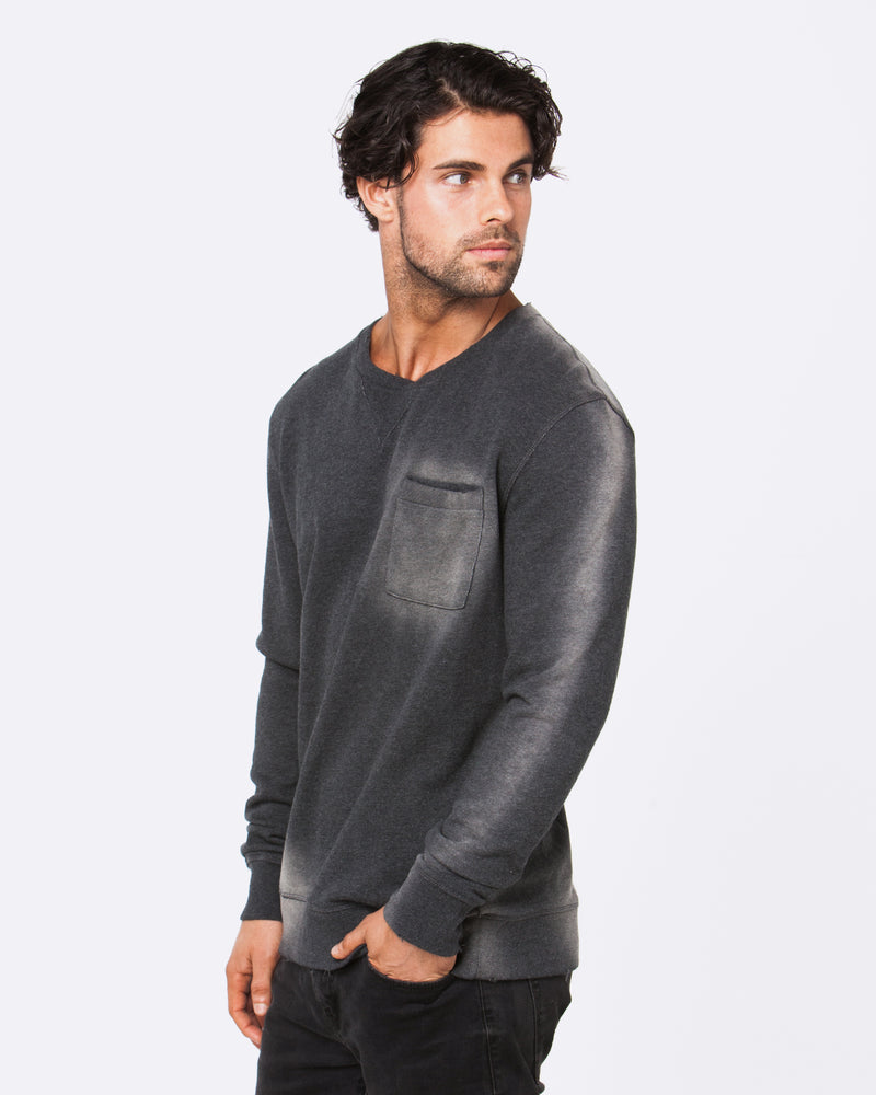 Schoolyard Dark Grey Jumper